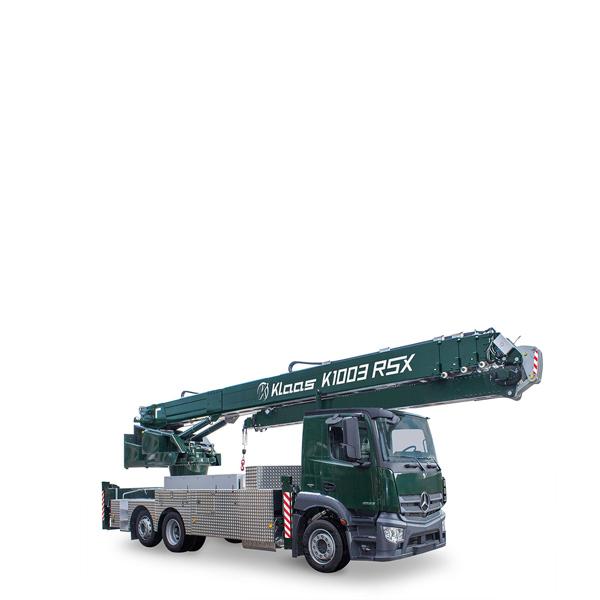 Klaas Aluminium Crane
